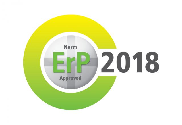 Logo ErP 2018