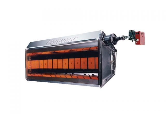 Product picture luminous heater primoSchwank of the company Schwank.