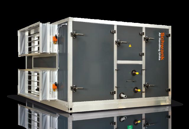 Product picture air handling unit aeroSchwank H from Schwank.