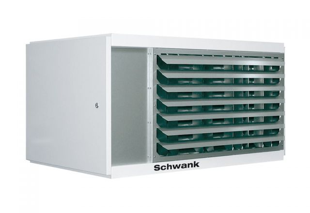 Product picture warm air heater ARM-H from Schwank.